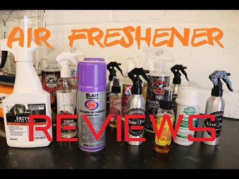 The best car air freshener