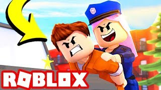 ARRESTING BAD BOYS IN ROBLOX