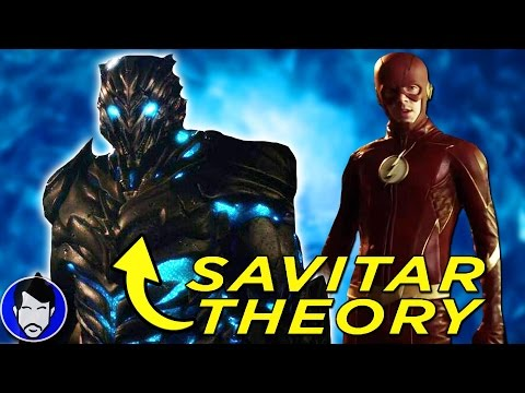 Savitar's REAL Identity - Your Flash Season 3 Theories!