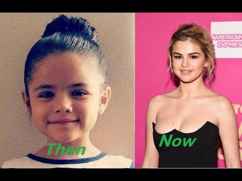 Selena Gomez – Childhood Pics, Latest Images