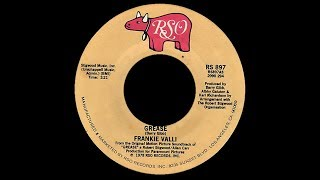 Frankie Valli ~ Grease 1978 Disco Purrfection Version