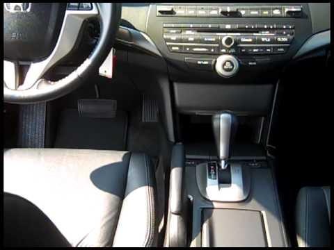 2008 Honda Accord Cpe EX L Located At Grainger Honda In Savannah Ga