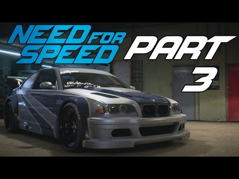 """Need For Speed (2015) - Let's Play - Part 3 - """"First Police Chase"""""""