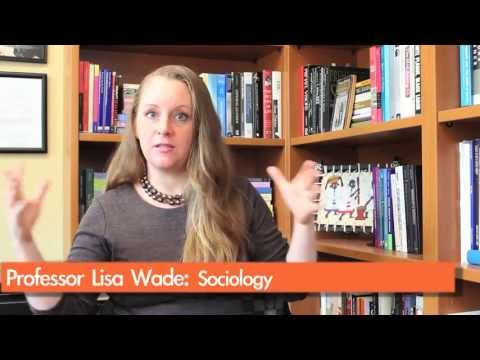 Professor Profile: Sociology, Lisa Wade - YouTube