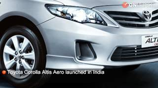 OnCars Daily Buzz: Audi S4 launched in India, LE Toyota Corolla Altis Aero launchd & much more