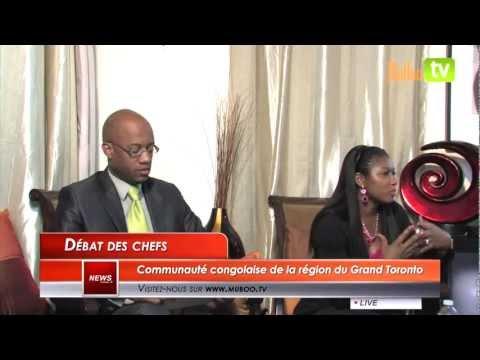 Débat des présidents de la Communauté congolaise de la Grande Région de Toronto; Suite et fin