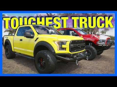 Forza Horizon 3 Online : Best Pickup Truck!!