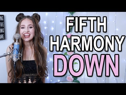 Fifth Harmony - Down ft. Gucci Mane (Courtney Randall Cover)