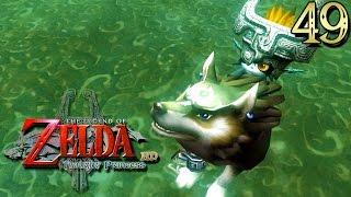 Zelda Twilight Princess HD #49 : CAVERNE DES OMBRES