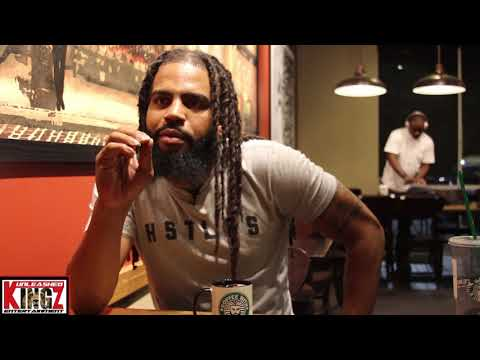 Kia Shine Talks About His Roles In The Movie Superfly | Red Dead Redemption | The Soundtrack