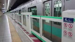【C線5駅目のホームドア】東京メトロ千代田線湯島駅ホームドア使用開始