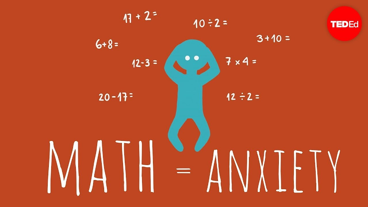 Why do people get so anxious about math? - Orly Rubinsten - YouTube