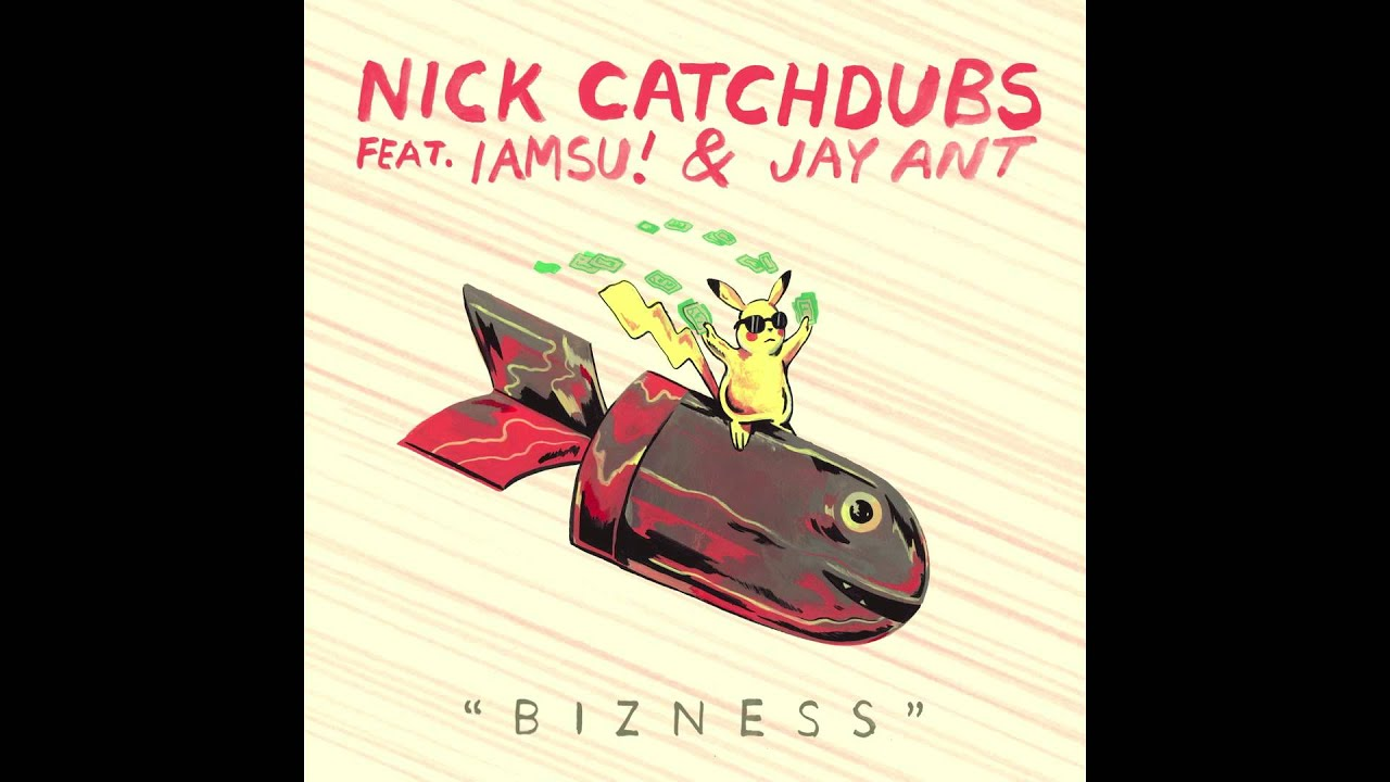 bizness nick catchdubs
