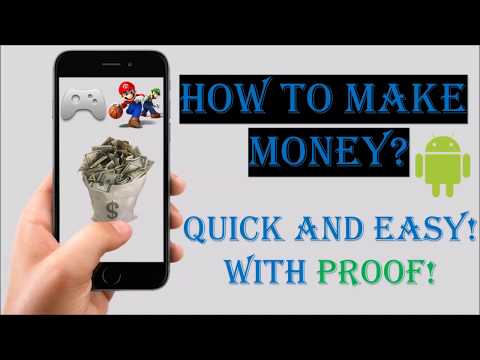 How To Easily Make Money On Your Phone! 100% Working (PROOF)!