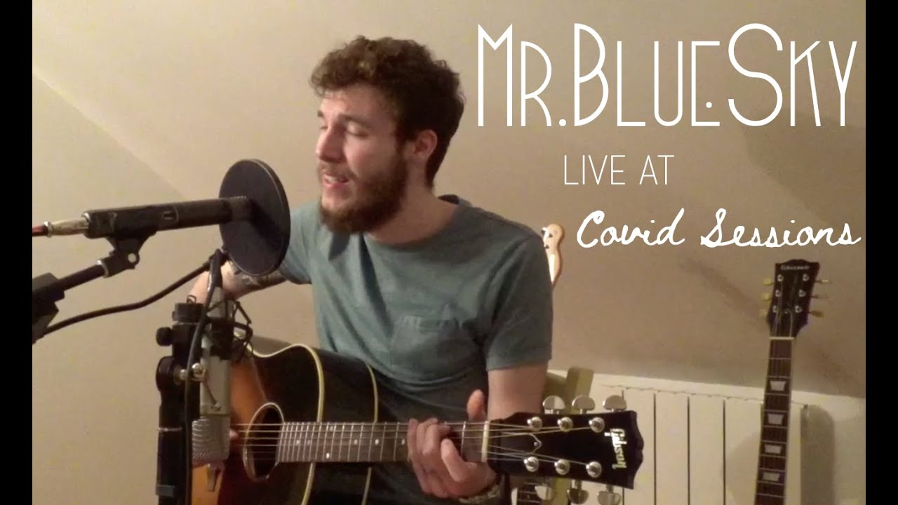Mr. Blue Sky - Caravelle (Electric Light Orchestra acoustic cover @Covid Sessions)