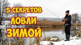 5 СЕКРЕТОВ ЛОВЛИ ОКУНЯ ЗИМОЙ Зимний спиннинг Ультралайт Рыбалка на окуня