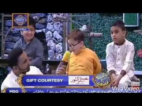 Ahmed shah say to waseem badami????grestjob  Ahmed shah official