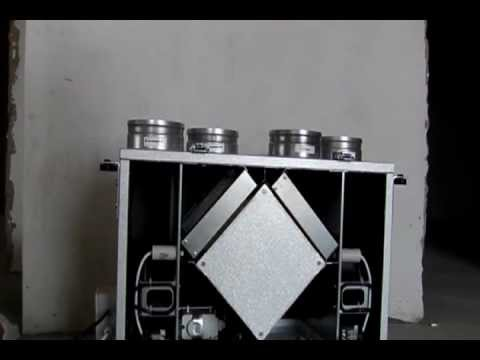 видео: Устанавливаем рекуператор