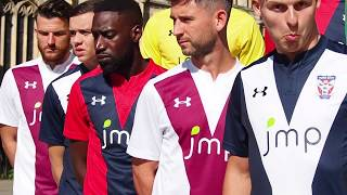 York City kit launch 2019/20