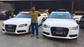PREMIUM LUXURY CARS AT LOW PRICE | USED AUDI AT LOW COST | SecondHand Cars for Sale in TamilNadu