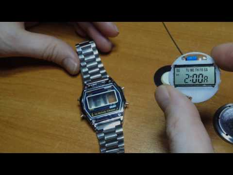Часы Монтана новодел  Разбор отличий от оригинала