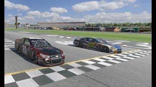 PHOTO FINISH!   NASCAR IRacing Series   Atlanta