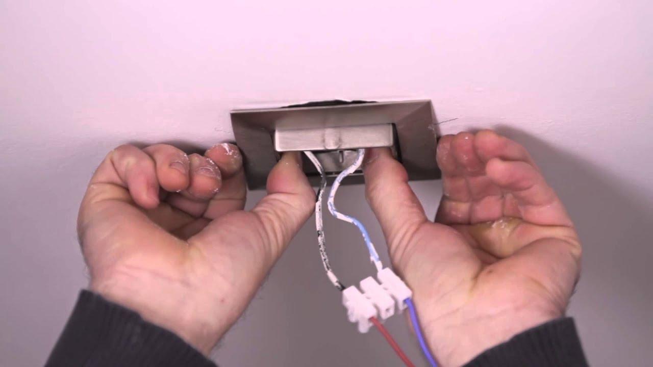C mo cambiar un transformador de hal genos por leds youtube - Como instalar lamparas led ...