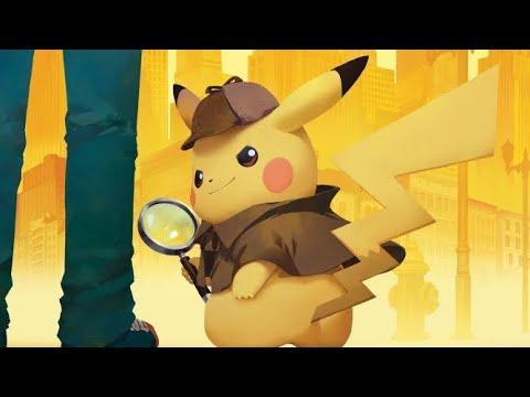 Full Playthrough | Detective Pikachu ᴴᴰ (2018)