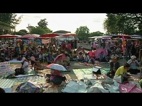 Thailand: more protests follow Yingluck Shinawatra dismissal