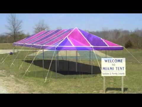 Miami Missionary Tent Company & Miami Missionary Tent Company - YouTube