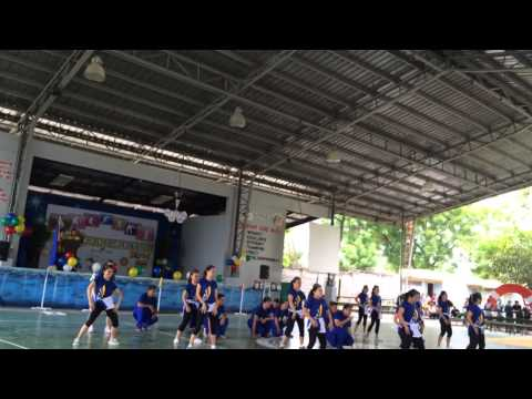 TSP Marine Industries cheerdance ( Sportfest 2014)