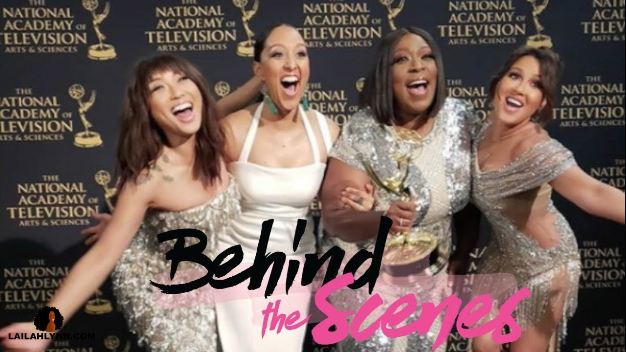 behind the scenes of 'the real' hosts emmy award win for outstanding