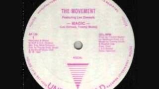 The Movement featuring Lee Genesis - Magic (Vocal)