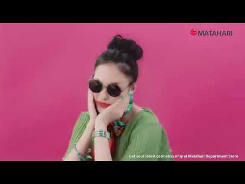 Matahari Department Store Holiday Beauty Ads 2017
