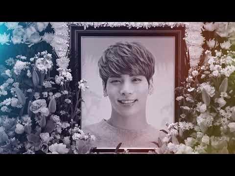 Last Goodbye Kim Jong Hyun Born 8 April 1990 - Death 18 December 2017. Rip🎶😢✌💖