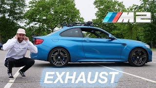 Insane BMW M2 Tune and Exhaust!