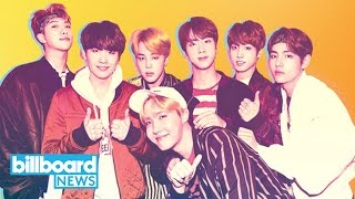 Top 5 Reasons the BTS (A.R.M.Y.) Is The Best Fandom! | Billboard News