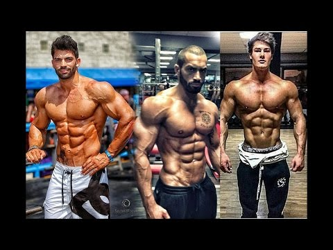 top body fitness aesthetic in the worldmotivation video