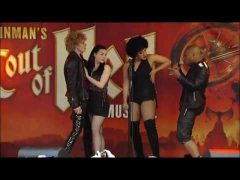 Bat Out Of Hell - The Musical - Toronto Launch 15/05/2017