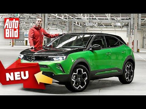 Opel Mokka/Mokka-e (2021): Neuvorstellung – Test – Preis – Marktstart – Info