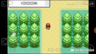 Pokemon fire red #1 o começo da jornada