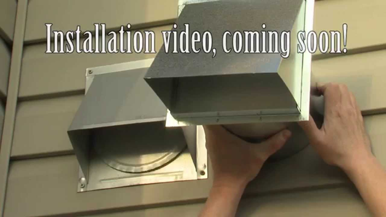 kitchen exhaust vent cheap cabinet sets high quality wind proof vents - youtube