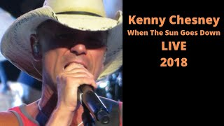 Kenny Chesney   When The Sun Goes Down   LIVE 6/7/18 St. Joseph's Health Amphitheater at Lakeview