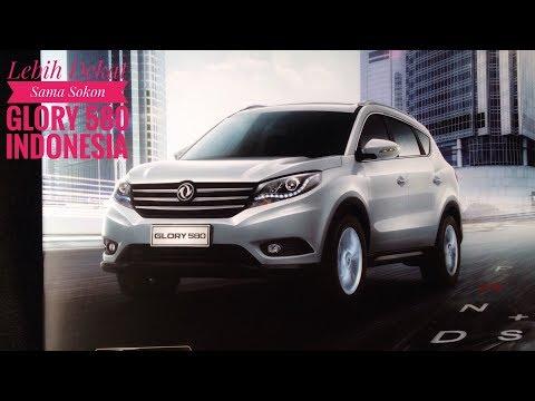 Perdana Jajal SUV China Glory 580, Penantang CR-V untuk Indonesia