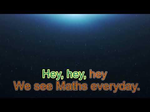 My Mathematics Karaoke Slosh Maths Week 2017