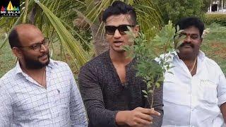 Nikhil's Ekkadiki Pothavu Chinnavada Team Participated In Haritha Haram | Sri Balaji Video