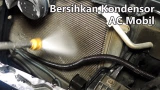 Tips Mudah Bersihkan AC Mobil