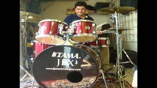 Sun raha hai na Aashiqui 2 Drum Cover by Ian Enthiado