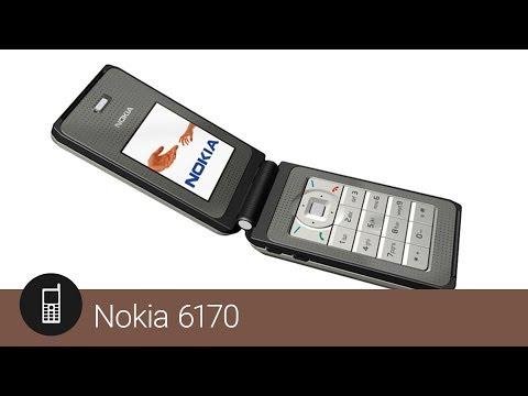 Retro: Nokia 6170