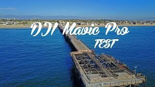 DJI Mavic Pro TEST